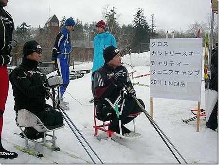 ジュニアキャンプに参加した選手・スタッフ