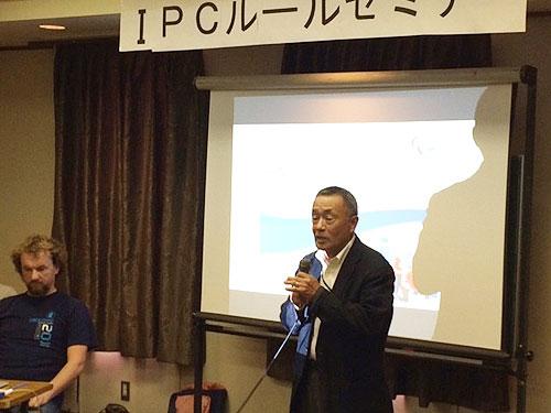 佐藤志郎委員長の挨拶