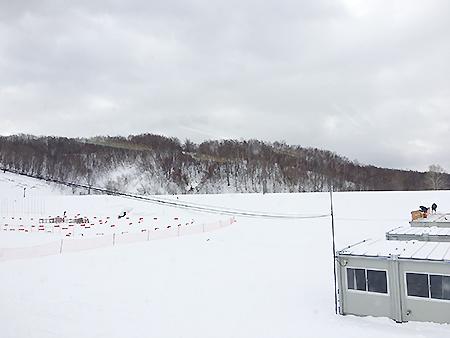 Nisioka Biathlon Stadium