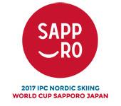 石屋製菓2017 IPCノルディックスキーワールドカップ札幌大会